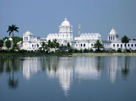 Ujjayanta-Palace - Tripura tourism Places